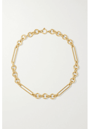 Foundrae - + Net Sustain 18-karat Recycled Gold Necklace