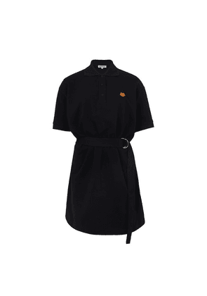 Tiger Crest polo dress