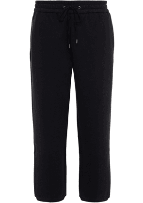 James Perse Track Pants Woman Black Size 3