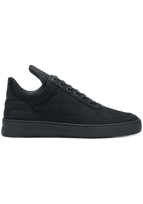 Filling Pieces chunky sole sneakers - Black
