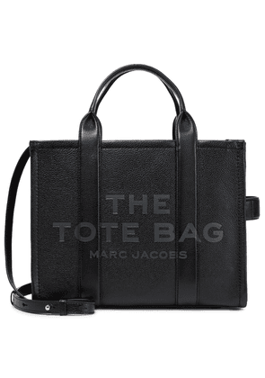 The Traveler Small leather tote