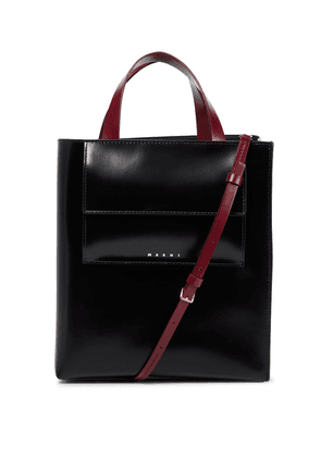 Museo Small leather tote