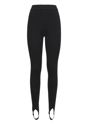 Cashmere Blend Knit Leggings