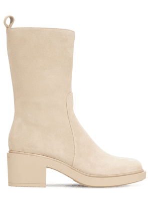 45mm Exton Suede Ankle Boots