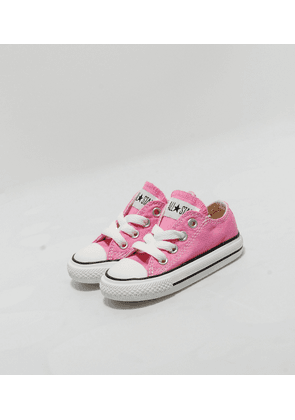 Converse Chuck Taylor All Star Ox Infant, Pink