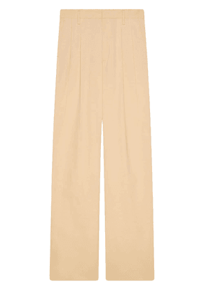 Gucci wide-leg tailored trousers - White