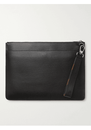 PAUL SMITH - Textured-Leather Document Holder - Men - Black