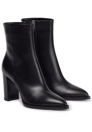 River 85 leather ankle boots