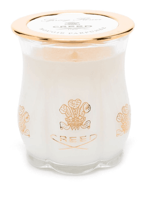Creed Spring Flower single-wick candle - White