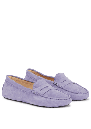 Gomino suede loafers