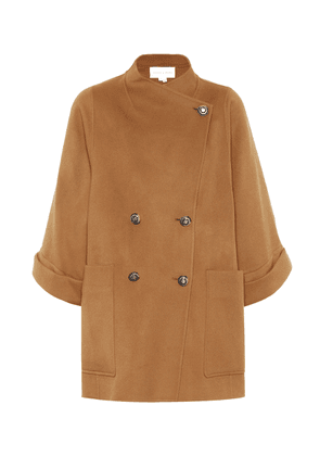 Melina wool and cashmere coat