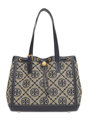 Small T Monogram Perry Tote Bag