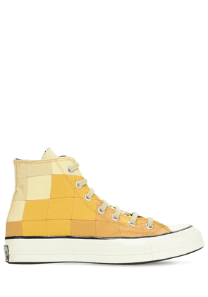Ct 70 Natural Dye Patchwork Sneakers