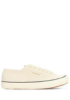 Vegan Logo Canvas Sneakers