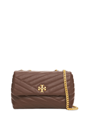 Kira Small Chevron Quilted Leather Bag