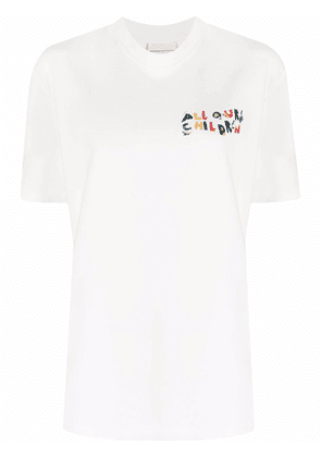 Bethany Williams All Our Children print T-shirt - White