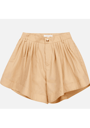 Chloe Girls' Shorts - Dark Stone - 3 Years