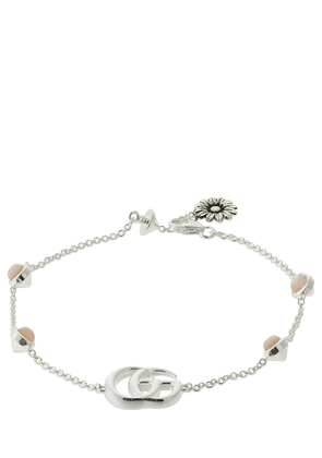 Double G Mother Of Pearl Bracelet
