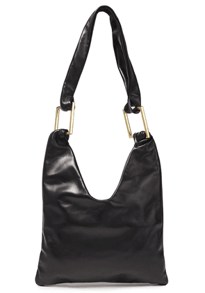By Far Ava Leather Tote Woman Black Size --