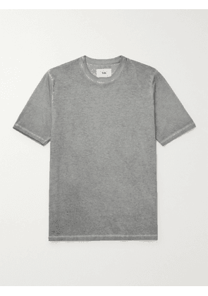 FOLK - Cotton-Jersey T-Shirt - Men - Gray - 2
