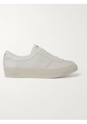 TOM FORD - Bannister Leather Sneakers - Men - White - UK 6