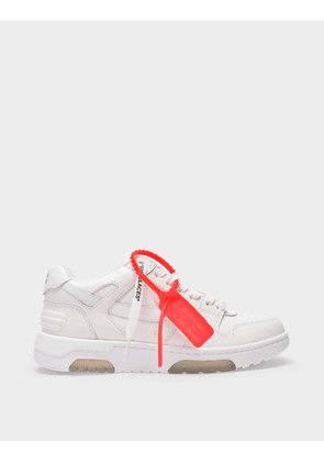 Off-White OOO Out of Office Sneakers in White