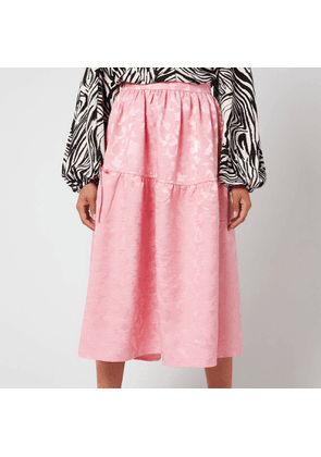Stine Goya Women's Maura Skirts - Distortion Pink - XS