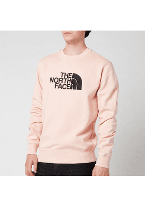 The North Face Men's Drew Peak Sweatshirt - Evening Sand Pink - S