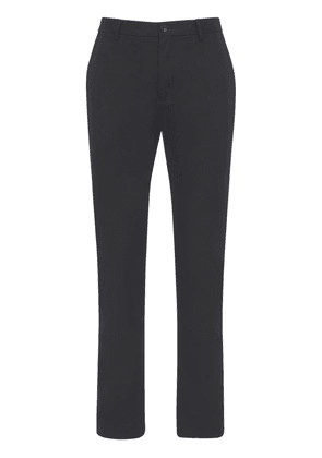 Cotton Chino Pants W/ Heritage Details