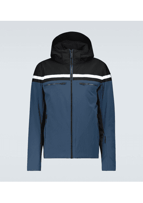 Perfortex™ tricolored striped jacket