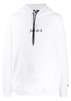 Nike Just Do It hoodie - White