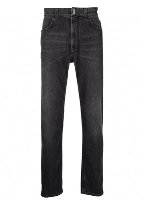 Givenchy mid-rise slim-fit jeans - Black
