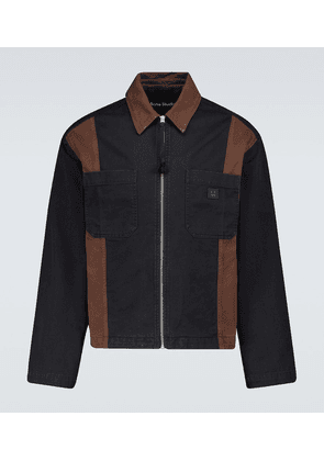 Oden Face twill jacket