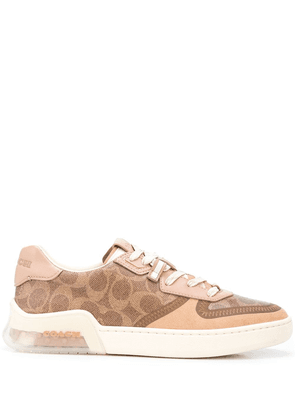 Coach Citysole Court sneakers - Brown