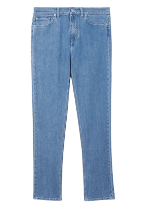 Burberry slim-fit washed jeans - Blue
