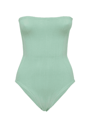 Audrey Nile One Piece Strapless Swimsuit
