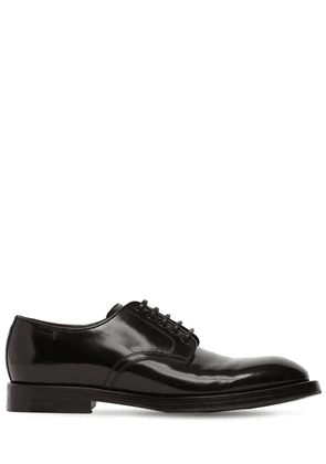 Michelangelo Leather Lace-up Derby Shoes