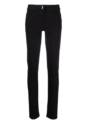 Givenchy straight-leg trousers - Black