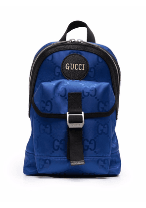 Gucci Off The Grid sling backpack - Blue
