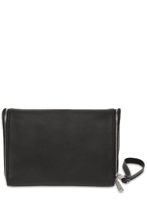 Hidrology Leather Toiletry Case
