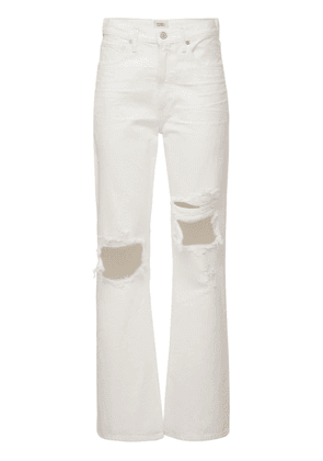 Libby Relaxed Bootcut Denim Jeans