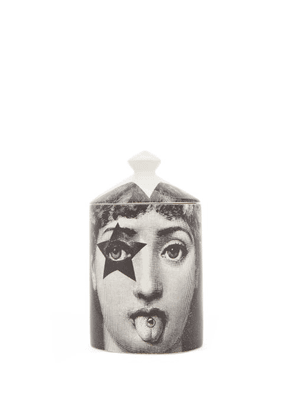 Fornasetti - Star Lina Scented Candle - Grey