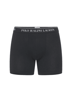 Pack Of 3 Classic Logo Boxer Briefs