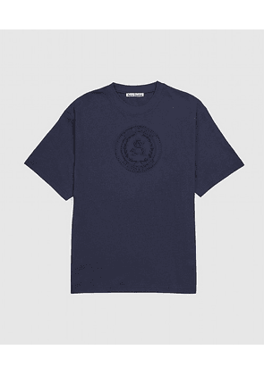 EXTORR EMBROIDERED LOGO T-SHIRT