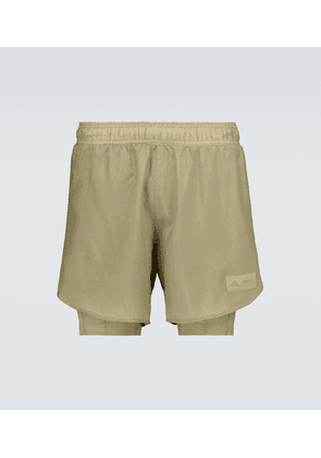 Parley x adidas Run For The Oceans shorts