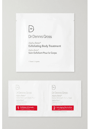 Dr. Dennis Gross Skincare - Alpha Beta Head To Toe Glow Kit - Colorless