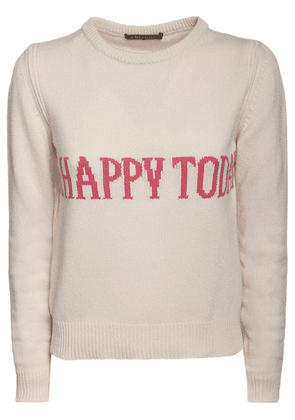 Eco Cashmere & Wool Knit Sweater
