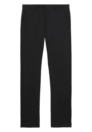 Burberry tailored wool-blend trousers - Blue