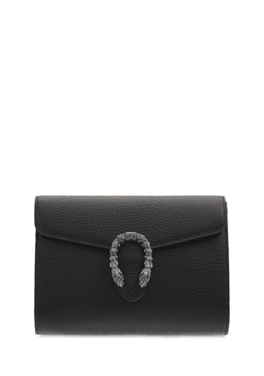 Dionysus Leather Pouch