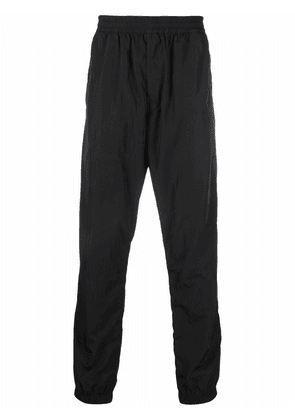 Givenchy logo-embroidered trackpants - Black